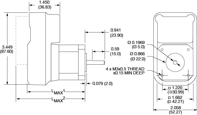 LM42 NEMA 17 Programmable Motion Control IP65 - Schneider Electric  Oz Nema Stepper Wiring Diagram on