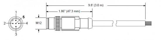 MD-CS600-000 dimensions