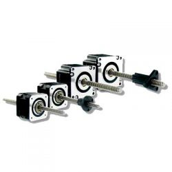 ACME Screw Linear Actuator Motors